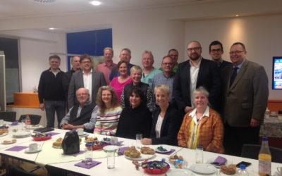 Aus der Region für die Region: Stormarner Gewerbevereine tauschen sich aus